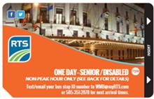 One Day Senior / Disabled Pass Senior-AllDayPass
