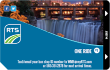 One Ride Pass - Pack of Ten 1Ride-10Pack